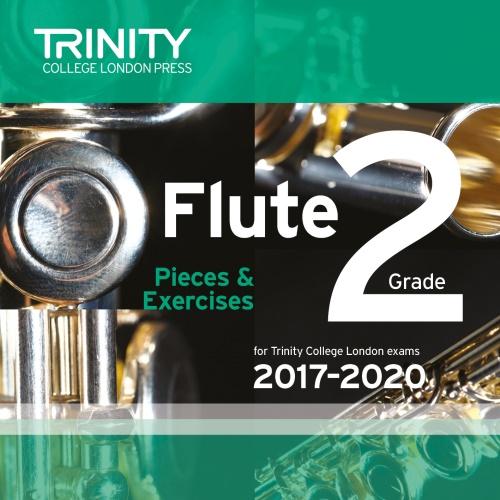 FLUTE PIECES 2017-2020 Grade 2 CD