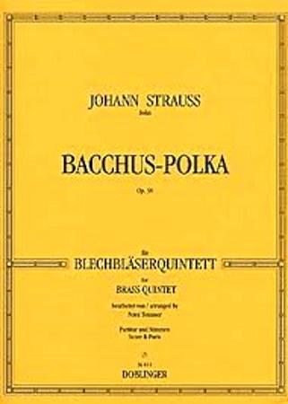 BACCHUS-POLKA Op.38