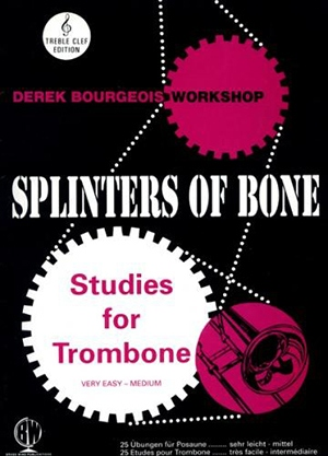 SPLINTERS OF BONE (treble clef)