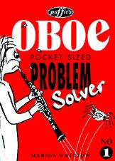 OBOE POCKET-SIZED PROBLEM SOLVER