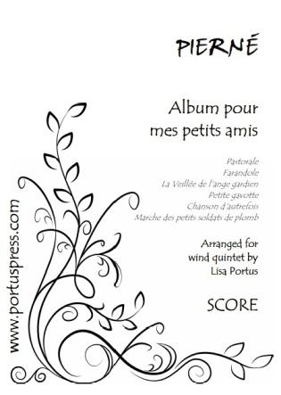 ALBUM POUR MES PETITS AMIS Op.14 (score & parts)