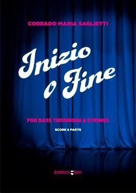INIZIO O FINE (score & parts)