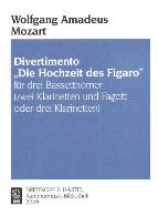 DIVERTIMENTO The Marriage of Figaro
