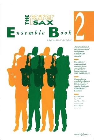 THE FAIRER SAX ENSEMBLE Book 2 (score & parts)