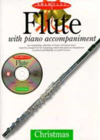 SOLO PLUS Christmas Flute + CD