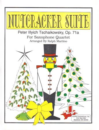 NUTCRACKER SUIR Op. 71a  score & parts