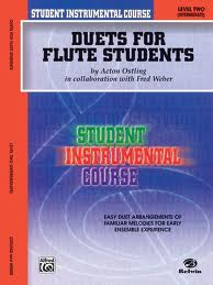 DUETS FOR FLUTE STUDENTS Level 2