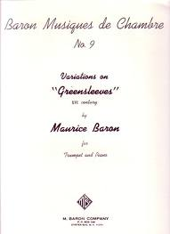 VARIATIONS ON GREENSLEEVES