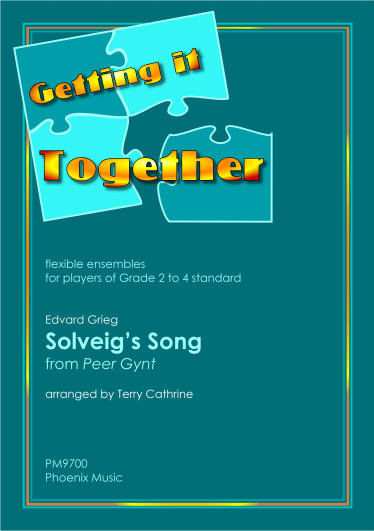 SOLVEIG'S SONG (score & parts)