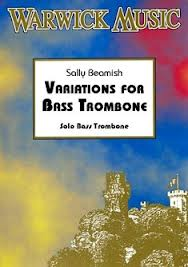 VARIATIONS FOR BASS TROMBONE