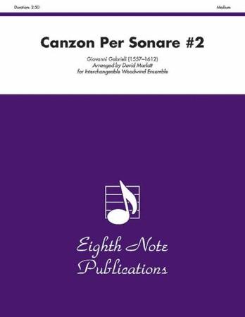 CANZON PER SONARE No.2