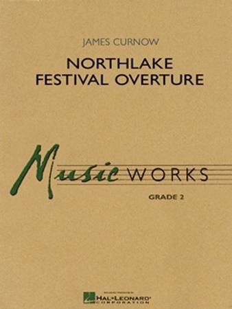 NORTHLAKE FESTIVAL OVERTURE (score & parts)