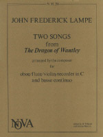 TWO SONGS FROM THE DRAGON OF WANTLEY