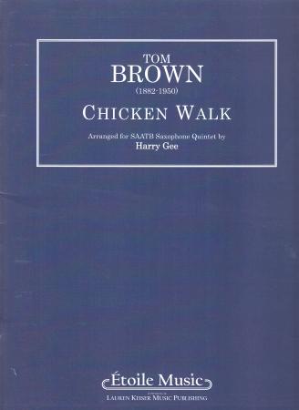 CHICKEN WALK (score & parts)