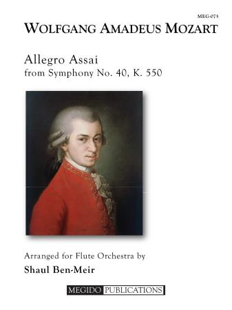 ALLEGRO ASSAI from Symphony No.40