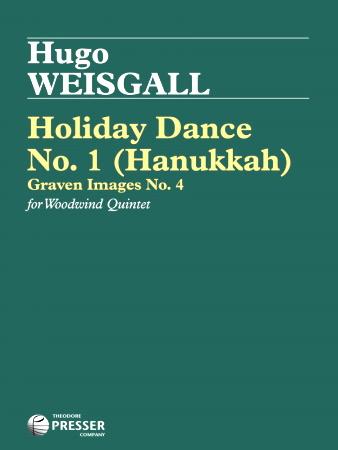 HOLIDAY DANCE No.1 Hanukkah (score & parts)