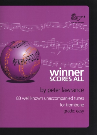WINNER SCORES ALL + CD Trombone Part (bass clef)