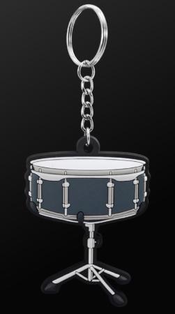 INSTRUMENT KEYRING Snare Drum