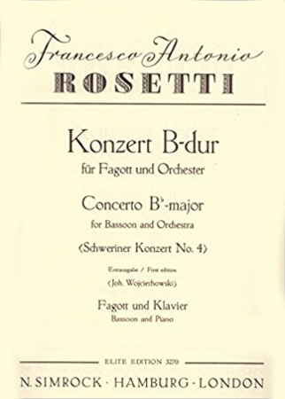 CONCERTO No.4 in Bb major
