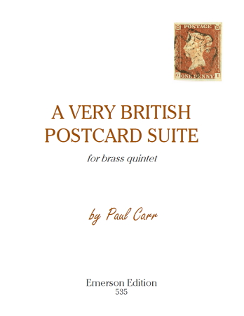 A VERY BRITISH POSTCARD SUITE