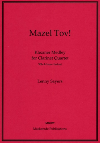 MAZEL TOV! (score & parts)