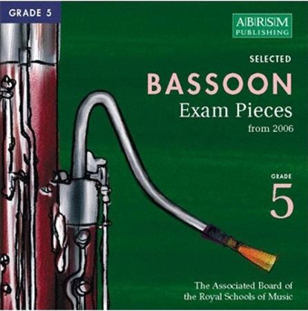 BASSOON Grade 5 CD 2006+