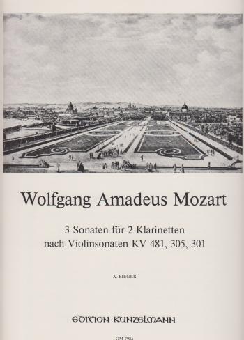 THREE SONATAS from the Violin Sonatas