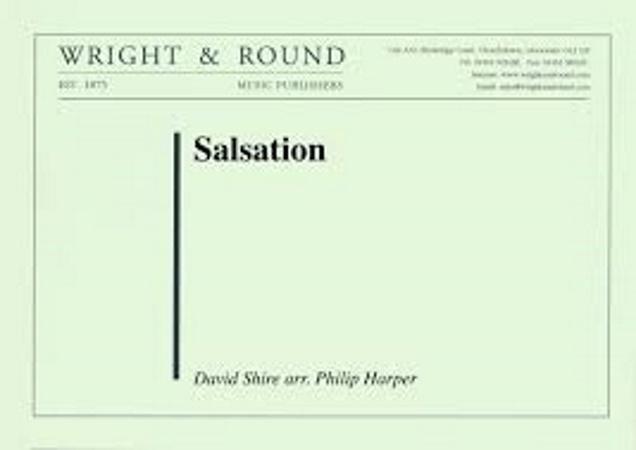 SALSATION (score & parts)