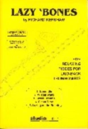 LAZY BONES (treble/bass clef)