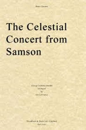 THE CELESTIAL CONCERT (score & parts)