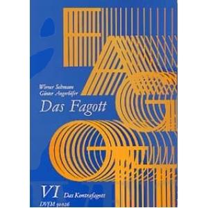 DAS FAGOT Volume 6: The Contrabassoon