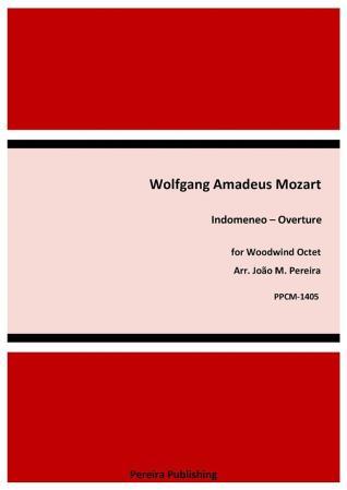 IDOMENEO Overture (score & parts)
