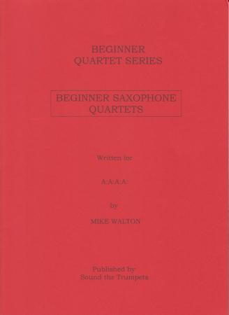 BEGINNER SAXOPHONE QUARTETS