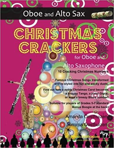 CHRISTMAS CRACKERS for Oboe & Alto Saxophone