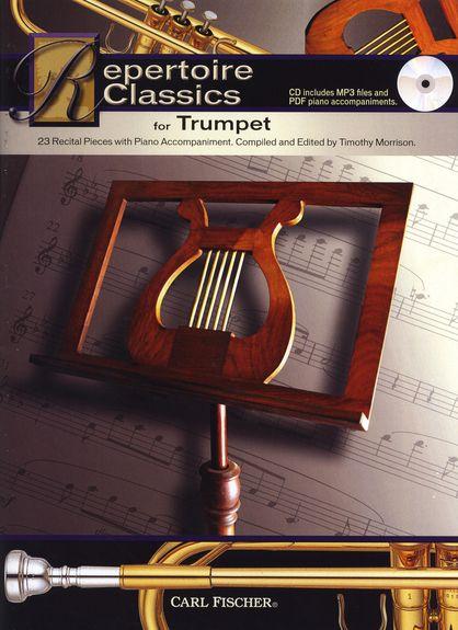 REPERTOIRE CLASSICS + CD