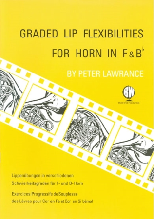 GRADED LIP FLEXIBILITY STUDIES