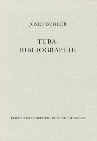 TUBA-BIBLIOGRAPHIE