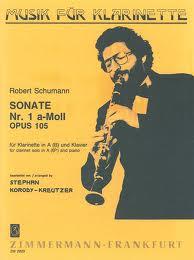 SONATA No.1 in a minor Op.105