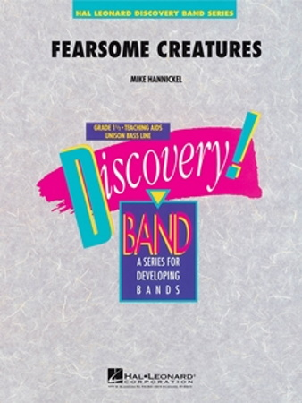 FEARSOME CREATURES (score & parts)