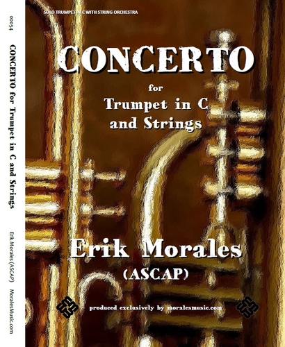 CONCERTO (score & parts on CD)