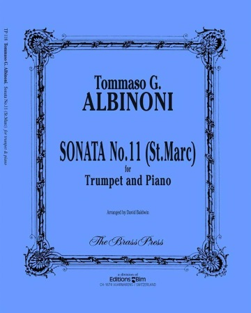 SONATA No.11 (St. Marc)
