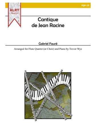 CANTIQUE DE JEAN RACINE Op.11