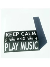 SLANT PAD Keep Calm and Play Music