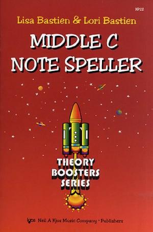 MIDDLE C NOTE SPELLER