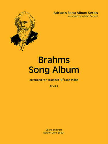 BRAHMS SONG ALBUM Book 1