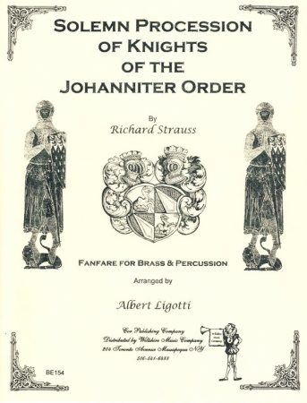 SOLEMN PROCESSION OF KNIGHTS OF THE JOHANNITER ORDER