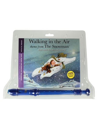 RECORDER PACK Walking in the Air (Theme from The Snowman)