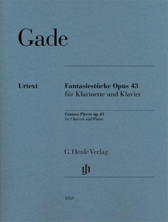 FANTASIESTUCKE Op.43