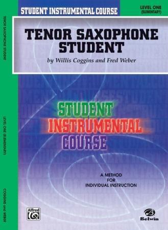 TENOR SAXOPHONE STUDENT Level 1
