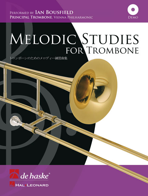 MELODIC STUDIES for Trombone + CD
